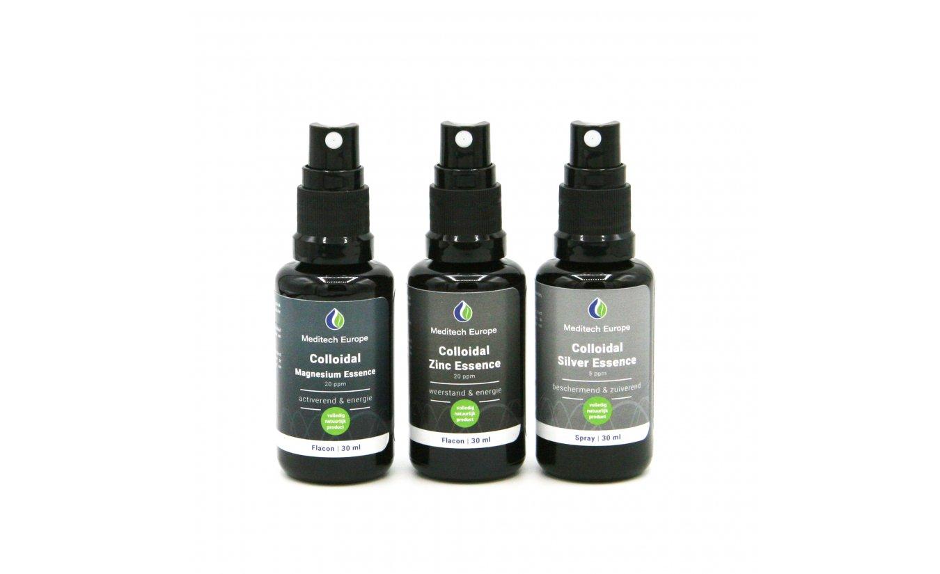 Colloidal Mineral spray set