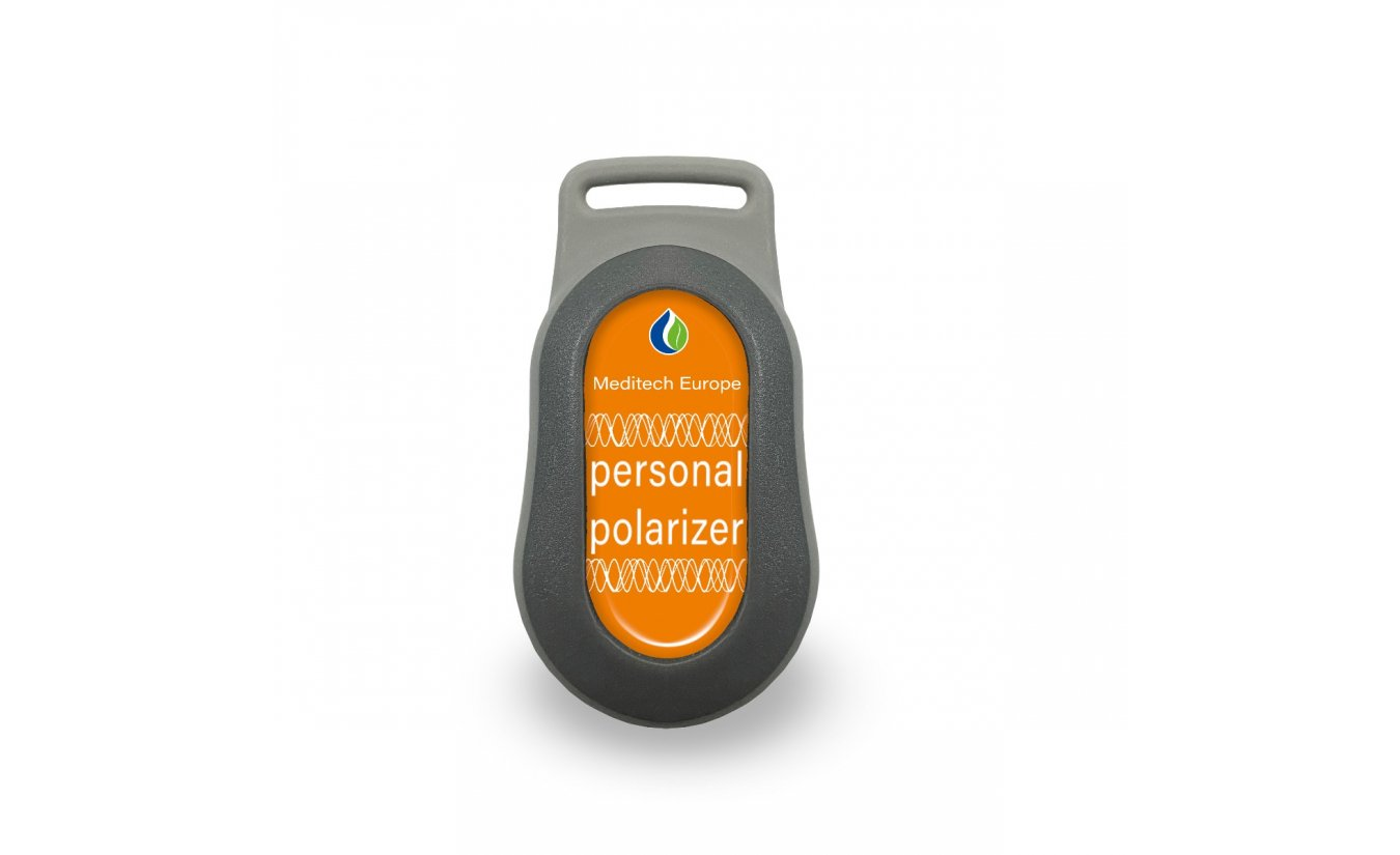 Personal Polarizer Orange
