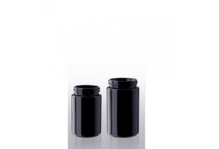 Miron wide neck jars, extra wide