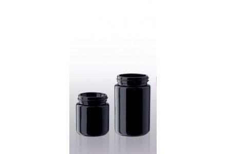Miron wide neck jars, narrow