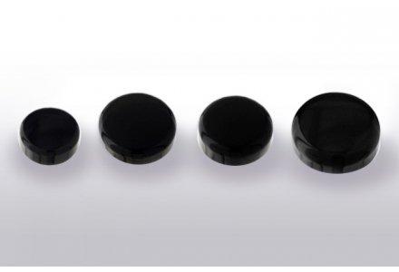 Lids for wide neck jars, wide