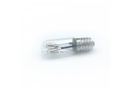 Argon gas lamp E14
