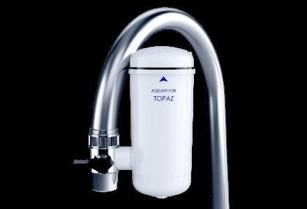 Water purifier Aquaphor model Topaz