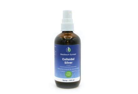 Colloidal Silver 10ppm, 100ml spray
