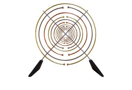 2 Lakhovsky antennas
