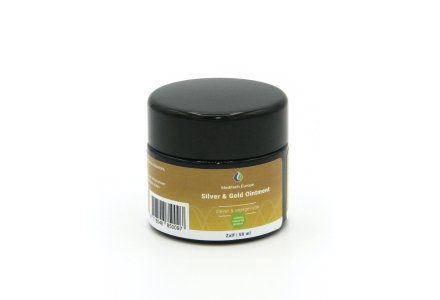 Colloidal Silver Ointment with gold 50 ml