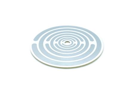 Polarizer Plate White (70 mm)