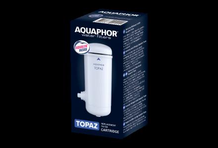 Replacement filter cartridge Aquaphor Topaz