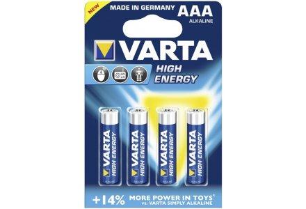 Varta High Energy LR03